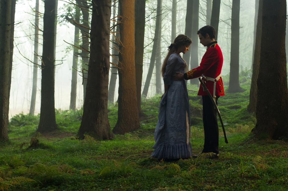 'Far from the Madding Crowd'